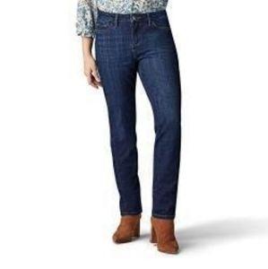 3/20$ Lee women's straight jean size 2 petite